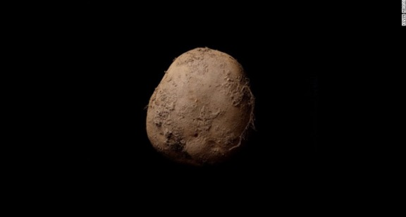 Gambar ubi kentang bernilai RM4.5 juta