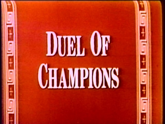 Duel of Champions title