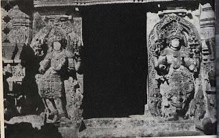 Helebid Temple Gate