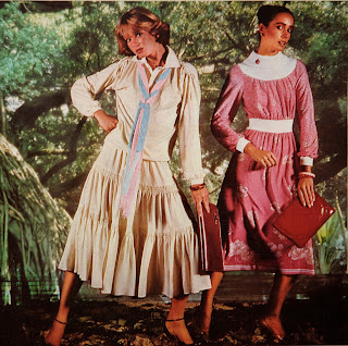Encarte revista Manchete - Prelude - 1978