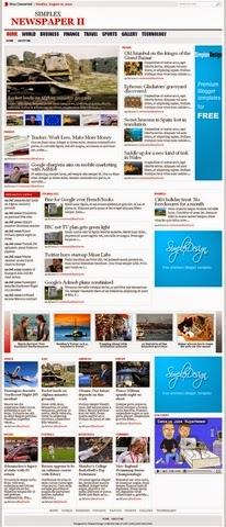Simplex Newspaper II