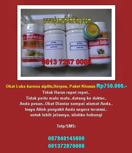 Obat Herpes Paket Khusus