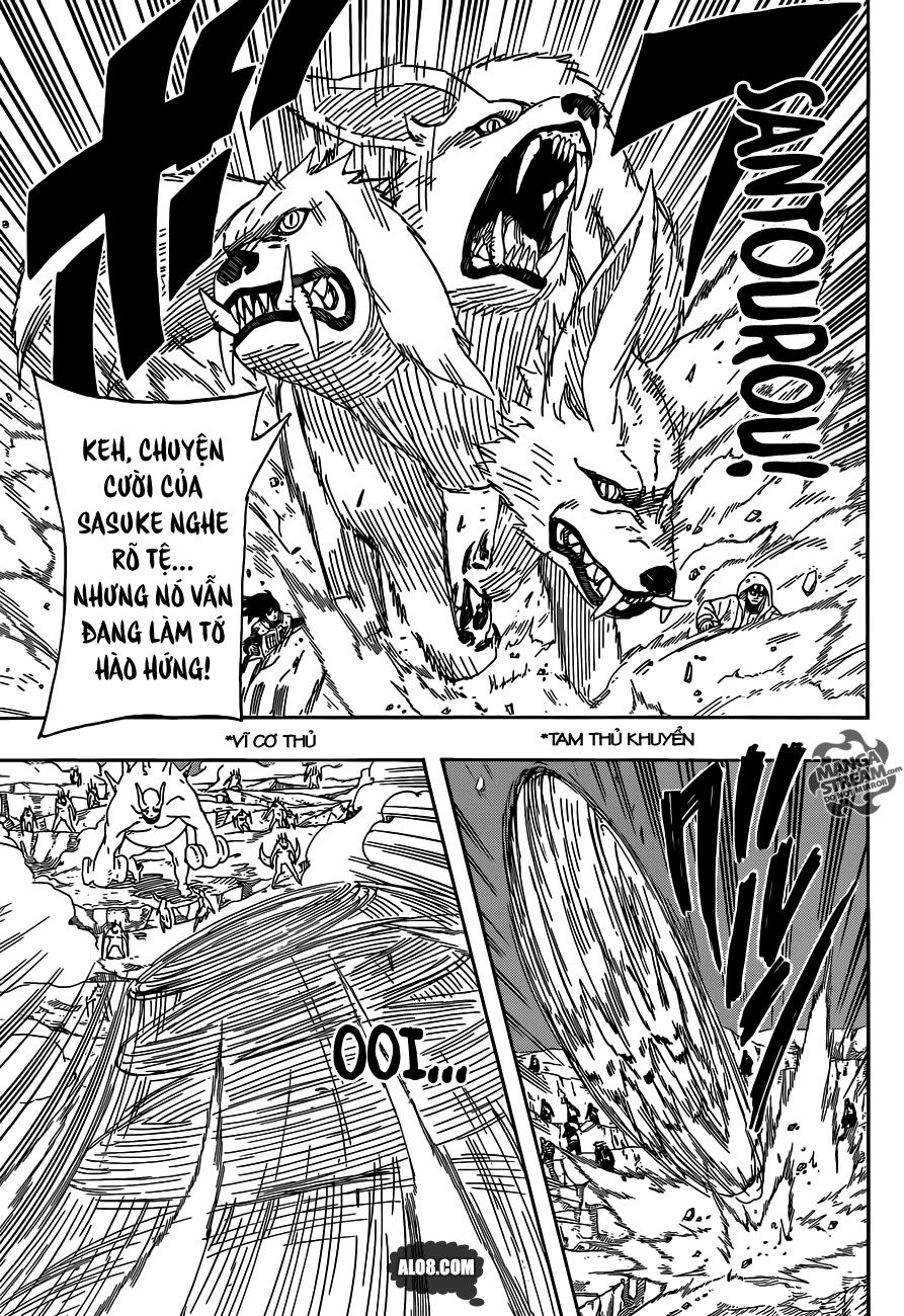 Naruto chap 633 Trang 3