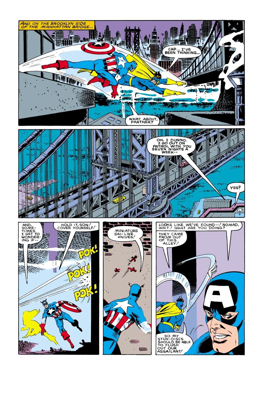 Captain America (1968) Issue #302 #230 - English 16