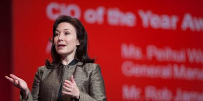 Lima Bos Wanita Dengan Gaji Tertinggi di Dunia