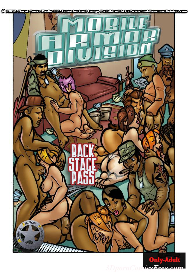 free comic porn
