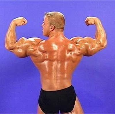 Bodybuilders Synthol Oil