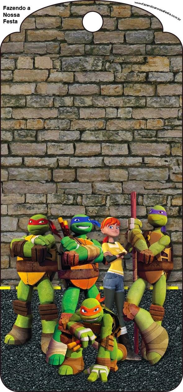 Ninja Turtles Free Party Printables and Invitations – Teenage Mutant Ninja Turtles Birthday Invites