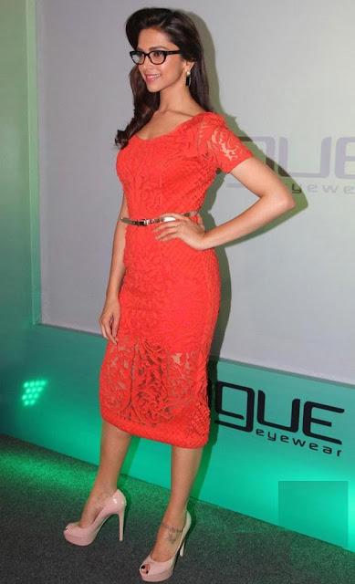 Deepika Padukone Brand ambassador for Vogue Eyewear Photos ...