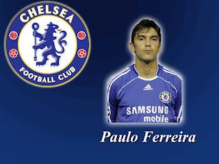 Paulo Ferreira Chelsea Wallpaper 2011 4