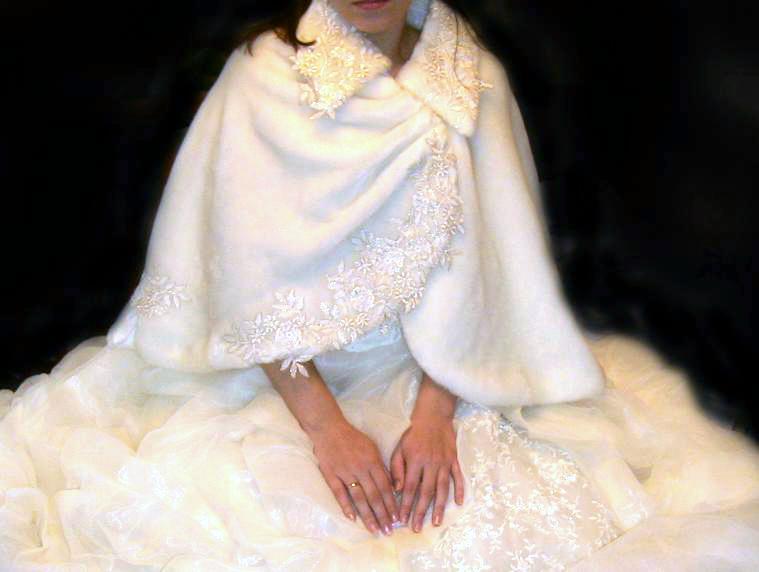 Свадебное платье, свадебная шубка (накидка) прокат