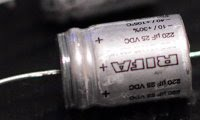 05FD藍光播放機之調音電容