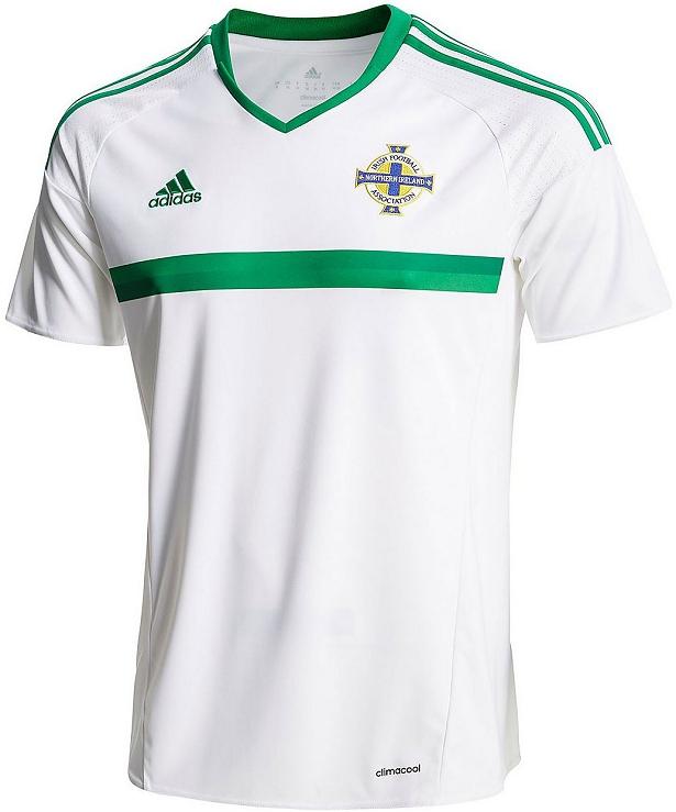 Adidas lança nova camisa reserva da Irlanda do Norte - Show de Camisas d703219215cba
