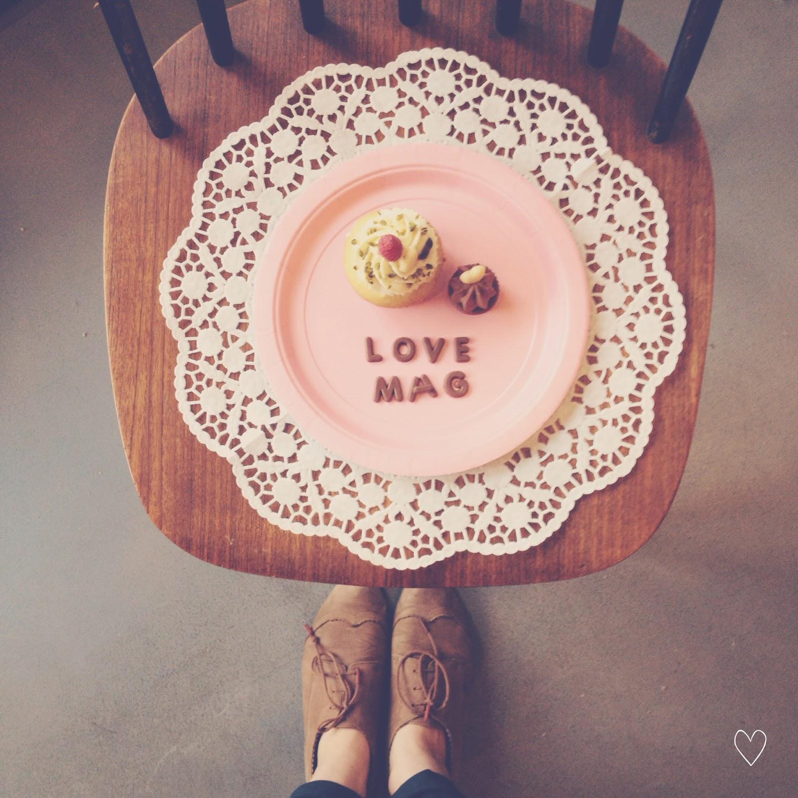 DaWanda Cupcake