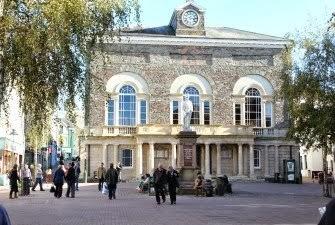 Carmarthen Town Centre