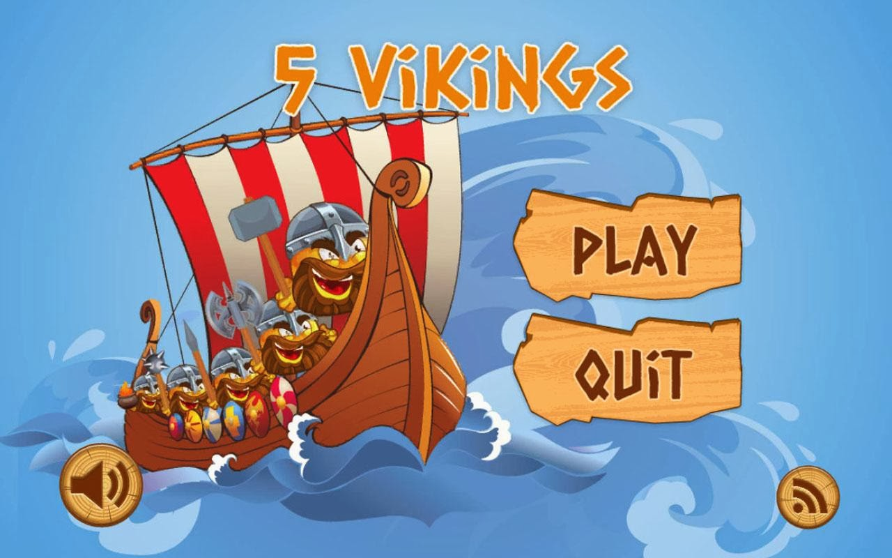 5 Vikings Android Game Download,
