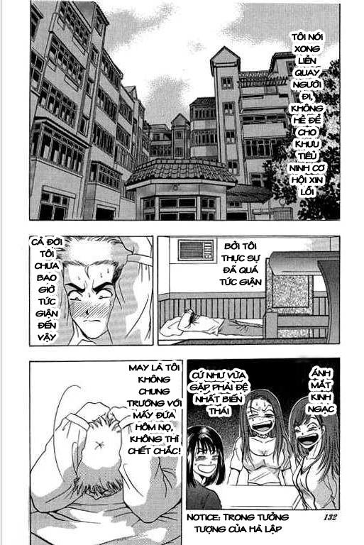 Malisa(Hội Mắt Nai) chap 7 - Trang 32