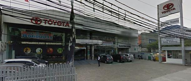 Astrido TOYOTA Bandengan, JAKARTA Utara