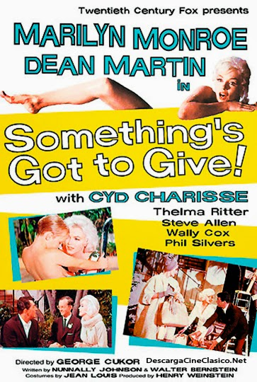 Something's Got to Give (1962) Ver Online Y Descargar Gratis