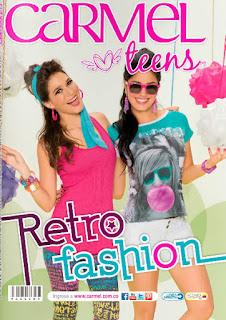 carmel teens colombia campaña 02 2017   revista de moda