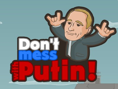Dont Mess With Putin walkthrough.