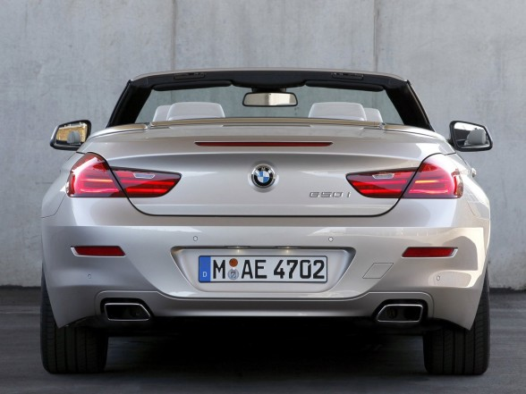 2012 BMW 6-Series Convertible Review with Pictures and Wallpapers ...