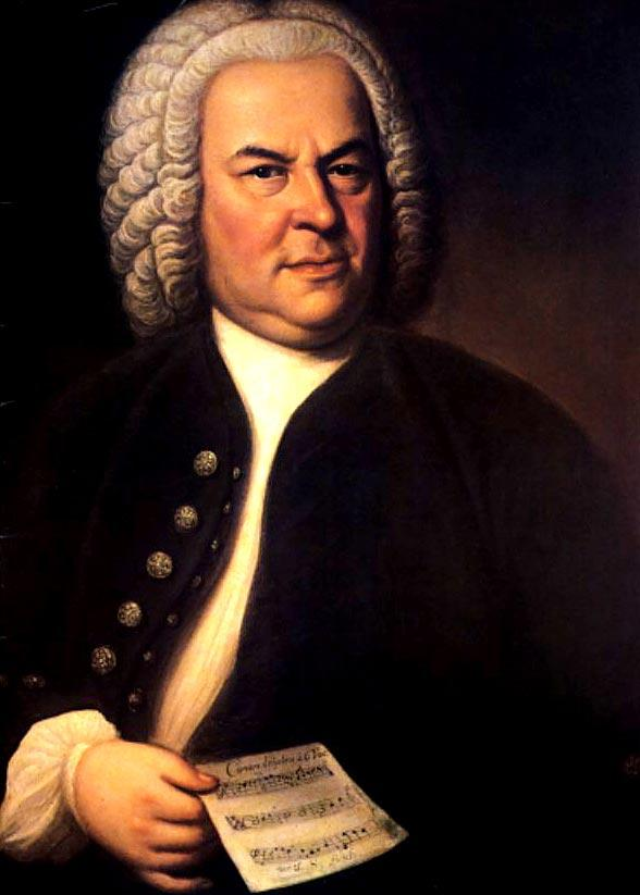 a biography of johann sebastian bach a great composer Nearly 300 years after his death, johann sebastian bach is still the gold  trying  to explain why is a fool's game: it's like the famous quote.