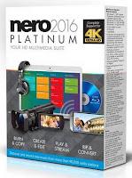 Nero 2016 Platinum 17.0.03000 Patch