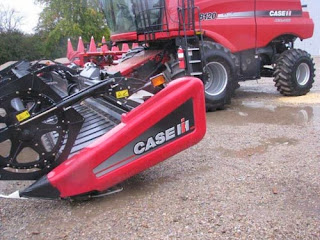 Case-IH 2162 40 foot combine header