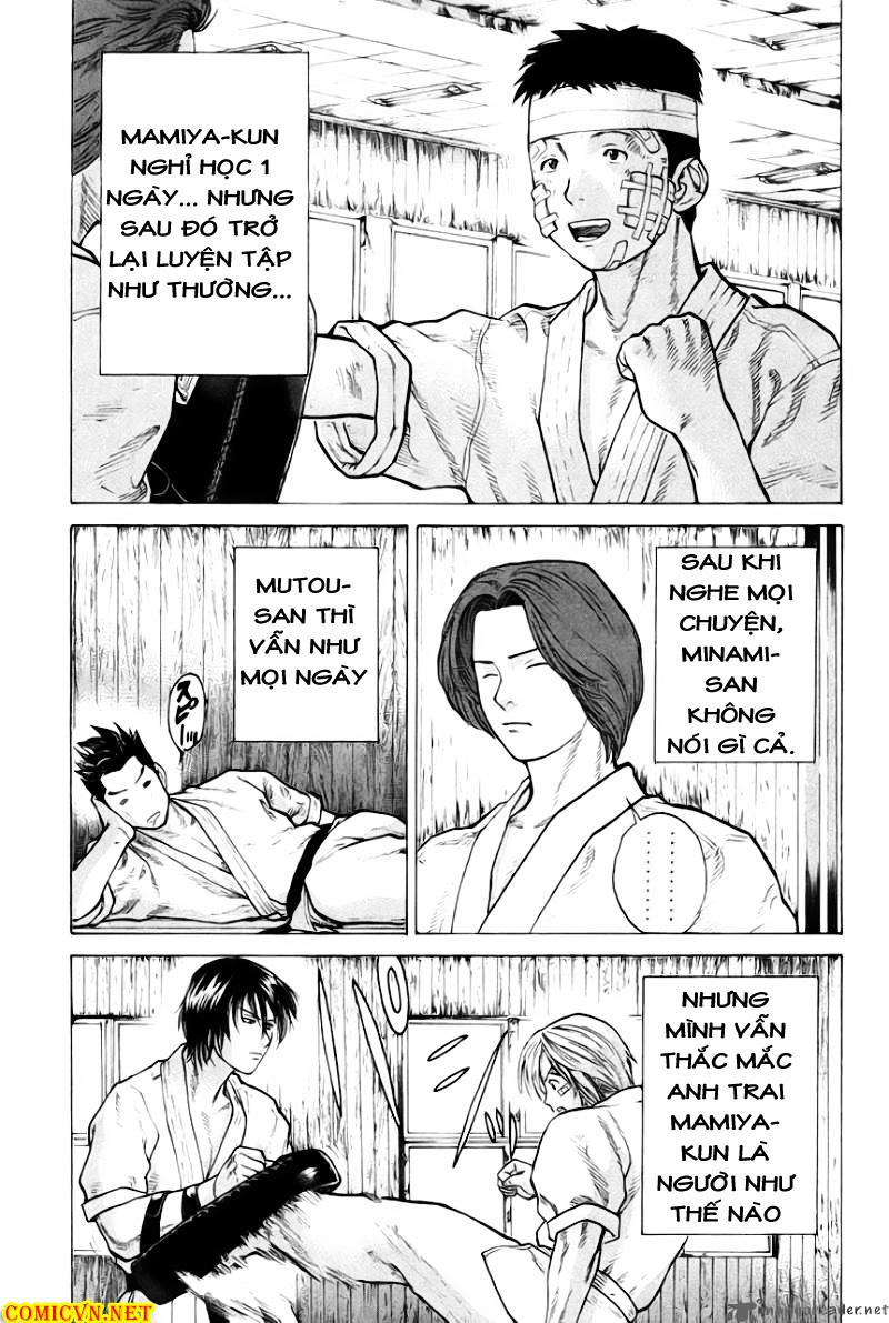 Karate Shoukoushi Kohinata Minoru chap 14 Trang 7