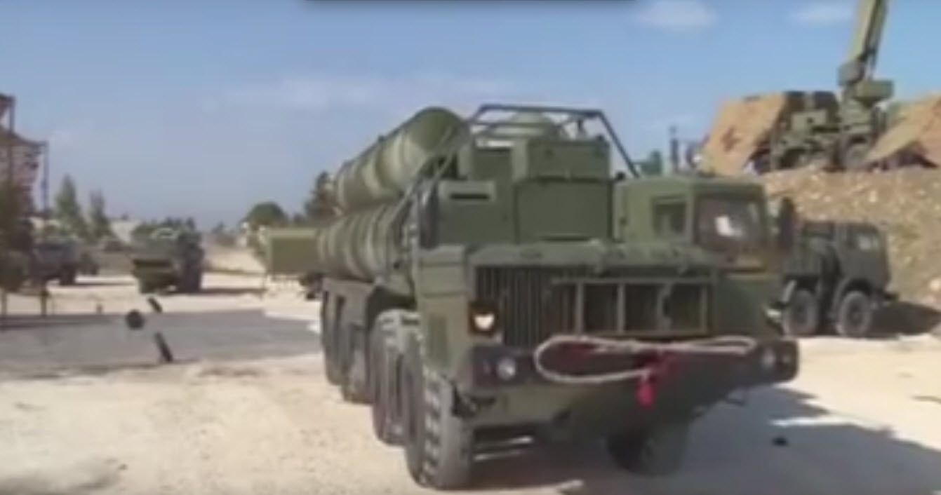 The Game-Changers Arrive - Video - S-400 Arrival