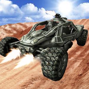 Bandit Buggy Gun Racer apk