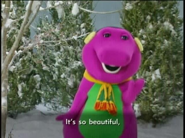 Barney s night before christmas dvdr latino 2013 infantiles