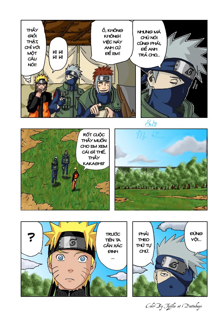 Naruto chap 321.Color Trang 3 - Mangak.info