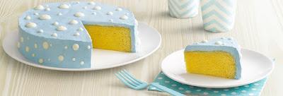 Candy Pop Sponge Cake