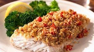 Жареная морская рыба уникальный рецепт - Рецепты рыбных блюд - Ресторан дома