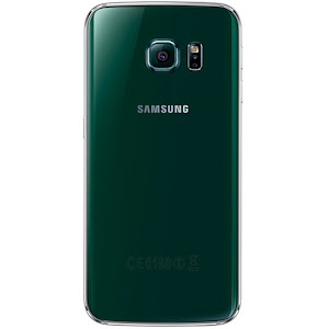 Samsung Galaxy S6 Edge (rear)