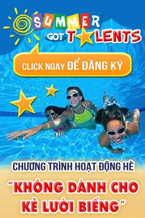 chương trình hoạt động hè 2014 trường Việt Anh