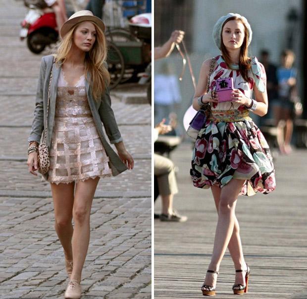 Today Maza Best Fashion Moments Of Gossip Girls