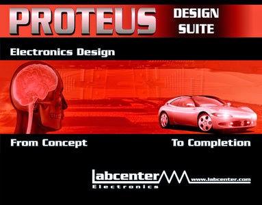 Phần mềm Proteus V7.6 SP4