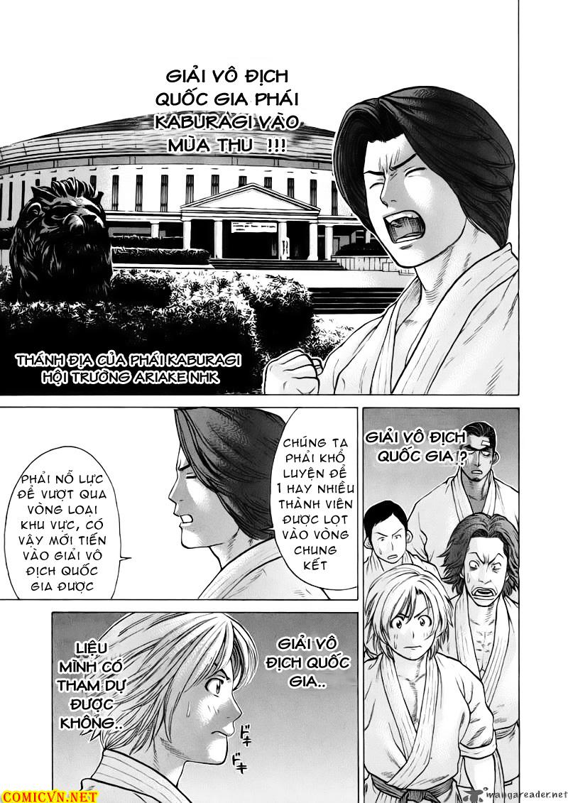 Karate Shoukoushi Kohinata Minoru chap 41 Trang 9