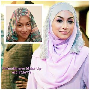 Mekap talent Hijabers Malaysia