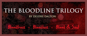 The Bloodline Trilogy by Deidre Dalton