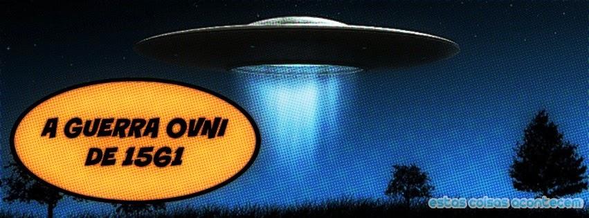 UFOs que apareceram no passado