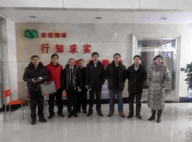 (上图)八位律师控告建三江农垦公、检、法三机关违法办理法轮功案件