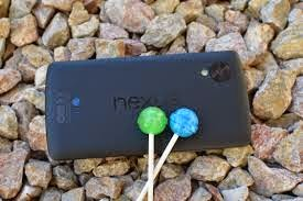 Nexus 5 to Android 5.0 Lollipop