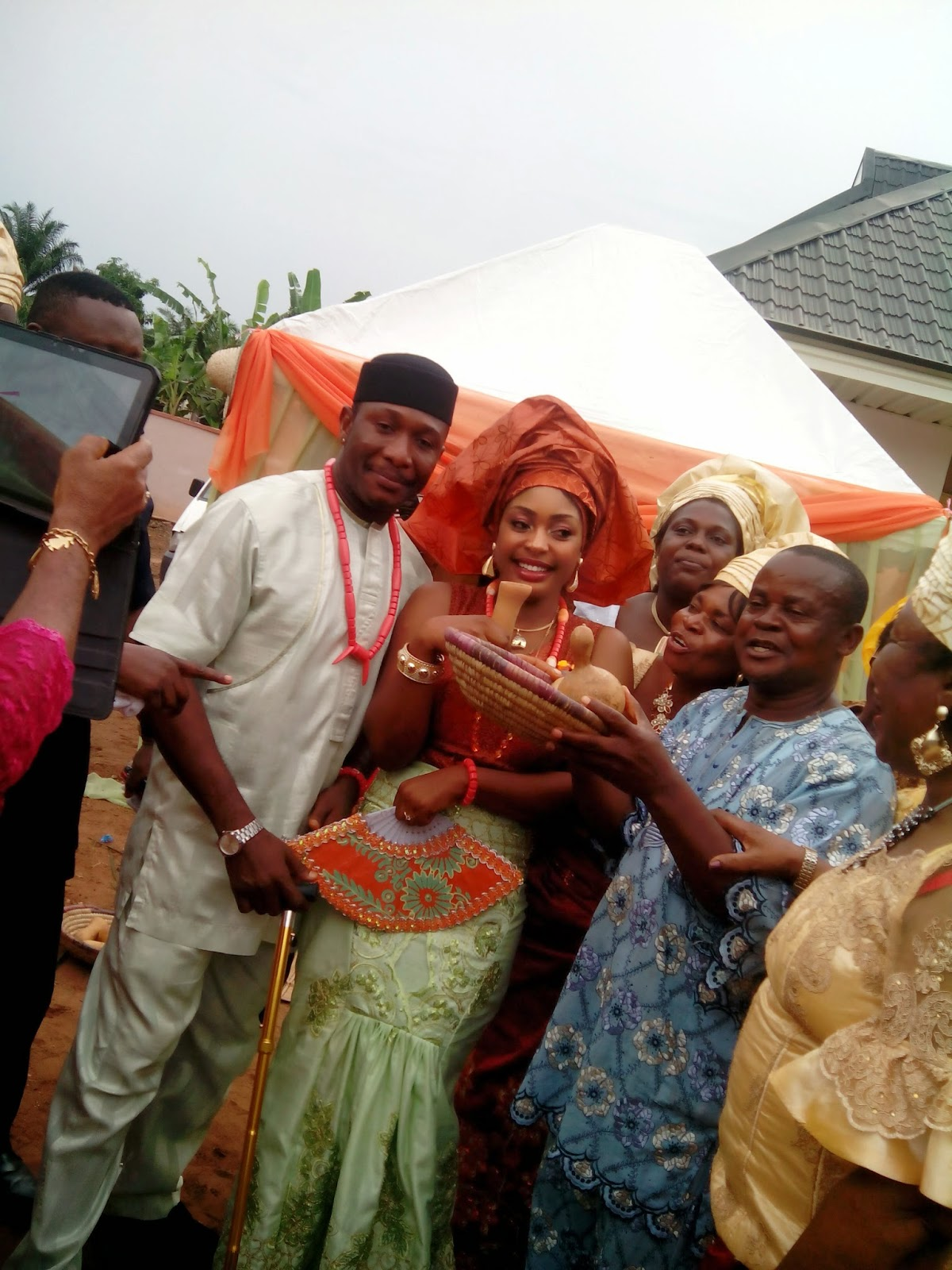 tchidi chikere wedding photos