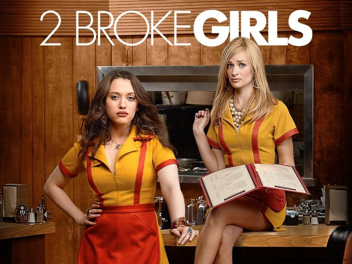 2 Broke Girls - Episode 4.10 - Taping Report