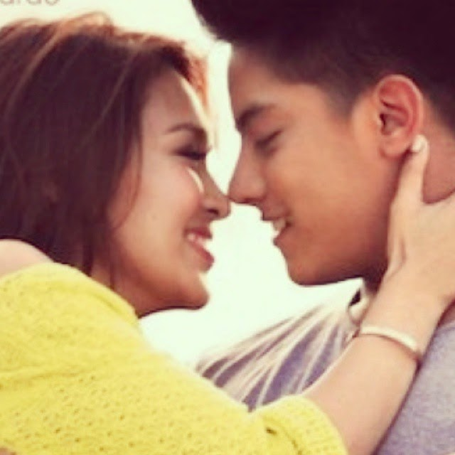 Breathtaking photos of Kathryn Bernardo and Daniel Padilla for Crazy Beautiful You