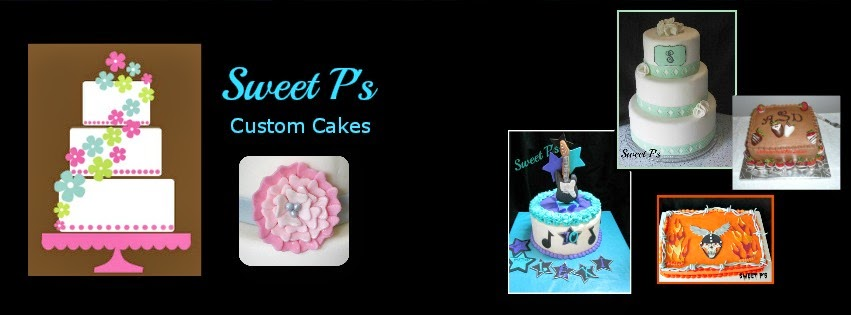 Sweet P's Cake Decorating & Baking Blog